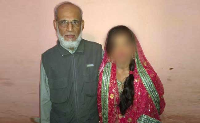 16 year old minor girl married to a Sheikh for 5 lakh Rupees