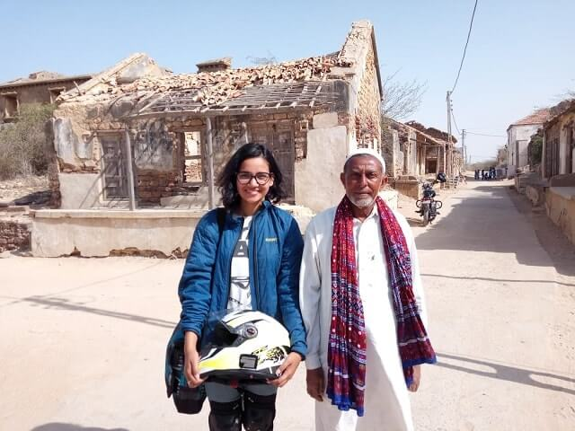 A bike ride to ghost town of Lakhpat - Day 2