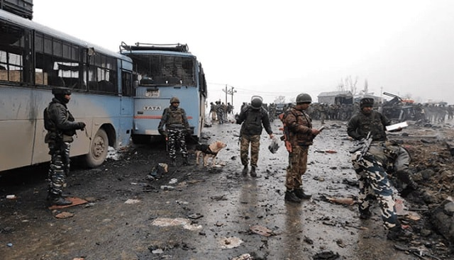 Pulwama Terror Attack: Held Accountability and take SERIOUS action Mr Modi