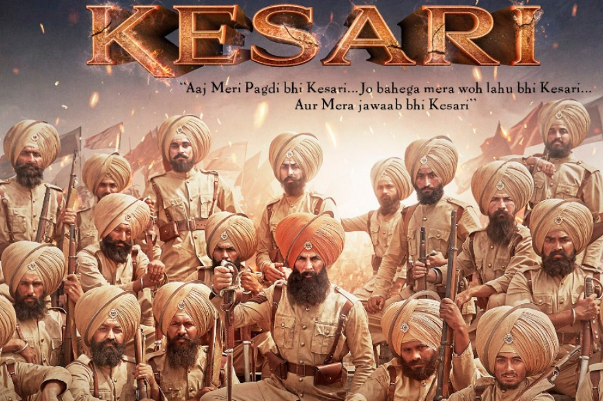 Kesari Review: A proud tale of Indian Soldiers by Akshay Kumar