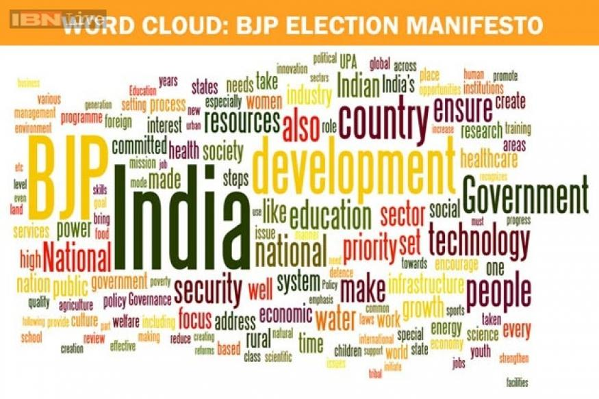The just-launched BJP manifesto is mostly gas on national security and Jammu and Kashmir. This doesn't