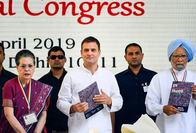 Congress Manifesto 2019 is nothing but a recipe for disaster