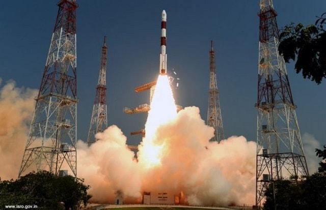 Video of PSLV-C45 Landing 3 orbits in one go, India breaks barriers