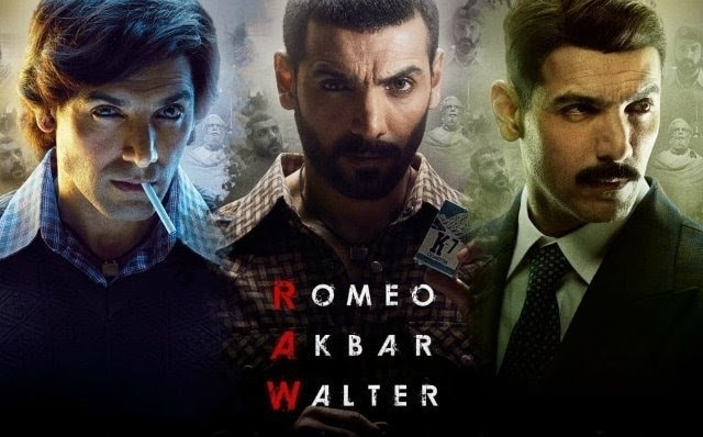 Bollywood will remember 2019 as the year of patriotic themed movies and RAW: Romeo Akbar Walter is one such