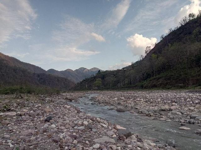 Rishikesh Trip, A fun-filled, adventure trip in the Spring of April