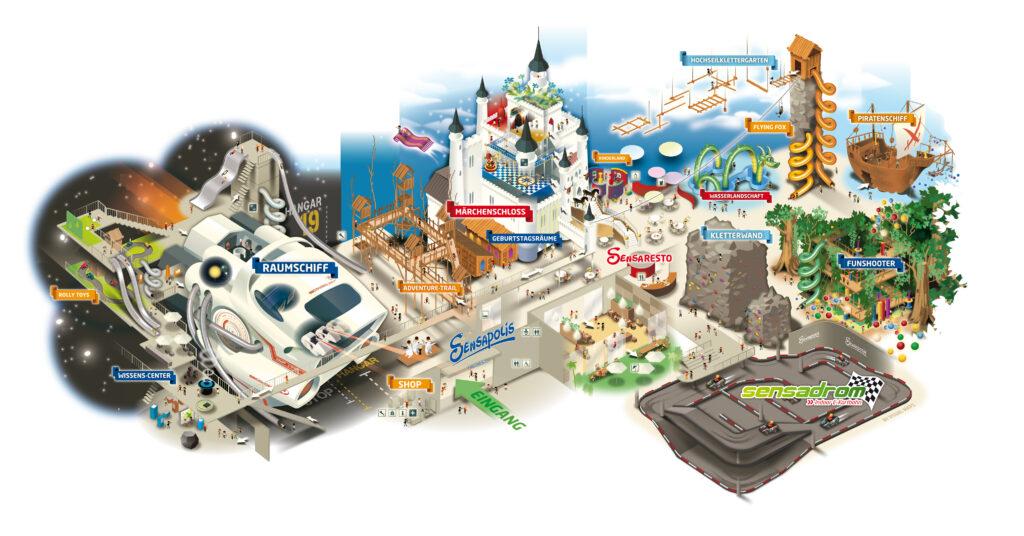 Sensapolis Parkplan 2014