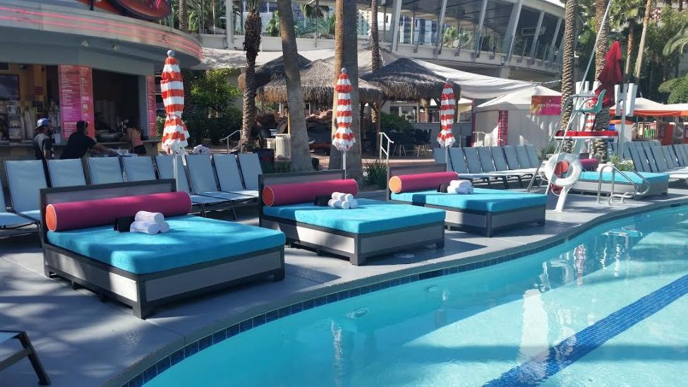 Go Pool | Las Vegas Dayclub | Social Crowd Media