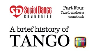 History of tango - Part 4