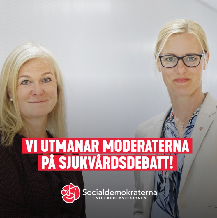 S utmanar moderater