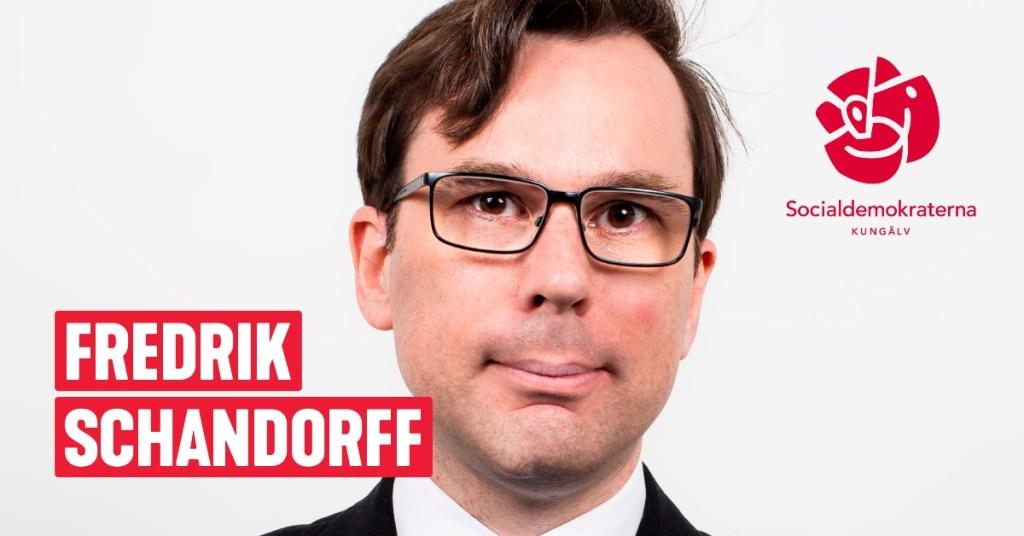 Fredrik Schandorff, Föreståndare, Kungälv