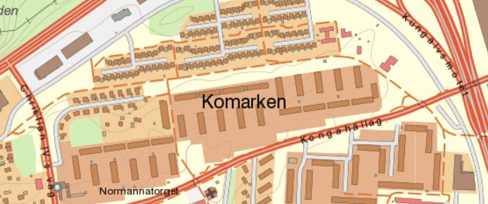 Kommundelsprogram Komarken
