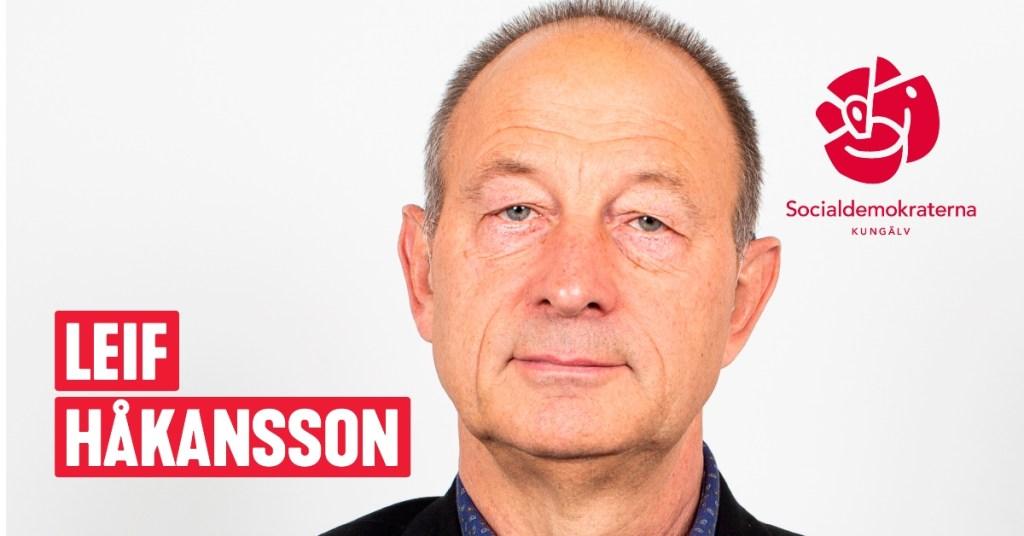 Leif Håkansson, Ombudsman, Kungälv
