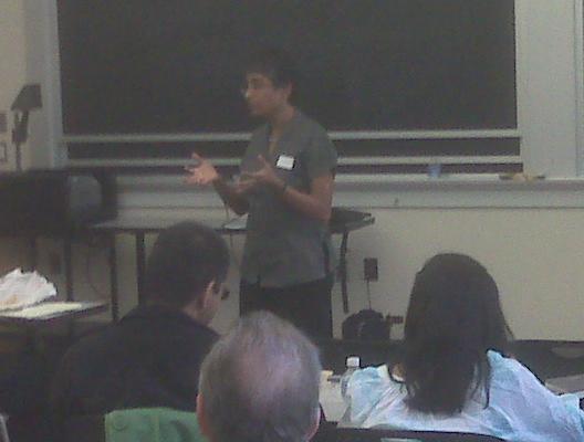 Vibha Krishnamurthy speaks about Ummeed