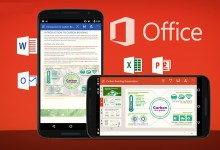 MS Office za Android