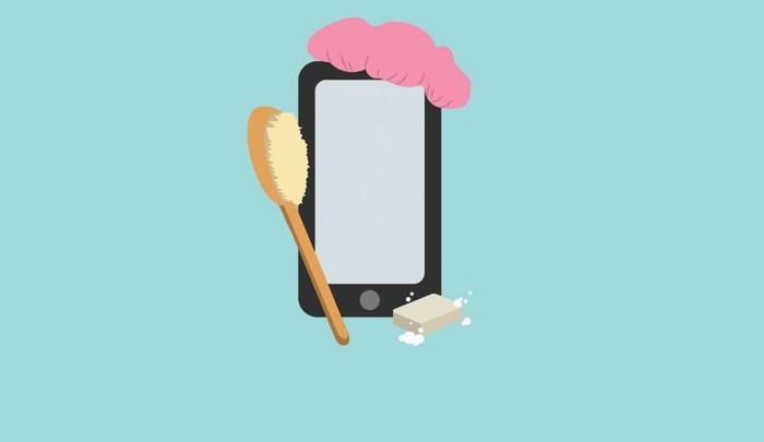 4 efikasna načina za čišćenje mobilnog telefona