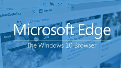 Windows Edge browser