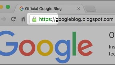 Blogspot https enkripcija