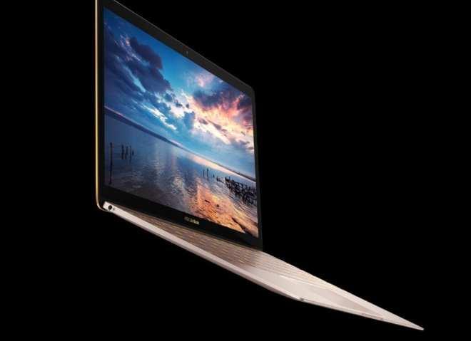Asus ZenBook 3 opened