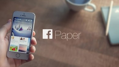 Photo of Gasi se Facebook Paper aplikacija
