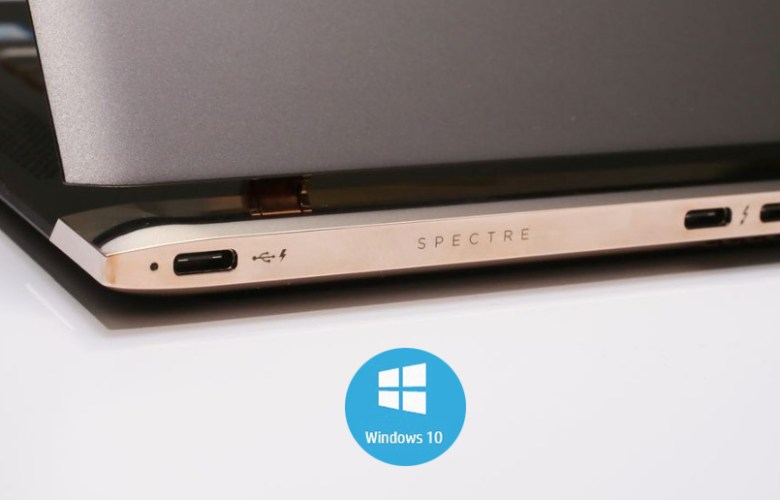 hp spectre sa Windows 10 sistemom