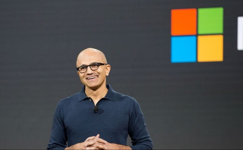 Microsoft Teams by Satya Nadella