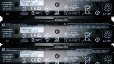 hp opozvao baterije