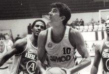 Photo of Milenko Savović, legendarni košarkaš Partizana: Panker pod obručima