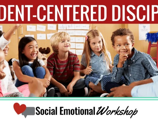 Student centered discipline is a key social teaching practice that promotes social emotional learning in the classroom.