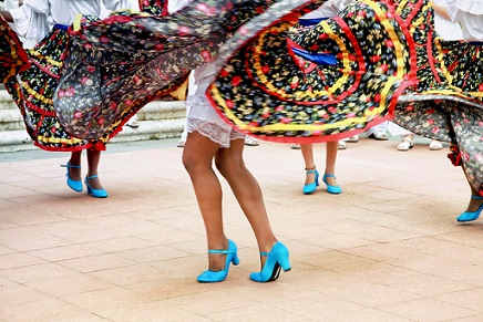 Ballet Folclorico Nacional Celebrara 40 Aniversario Socialesymas Com