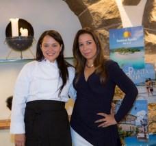 Lewanda Bello Y Patricia Polanco De Olmos