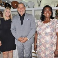 Blanca de Belliard, Lusméne Bien-Aimé, Fernando Belliard
