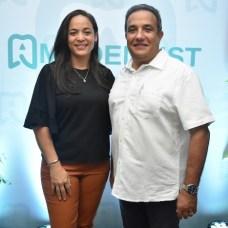 Julissa Rivera y Ermesto Troncoso