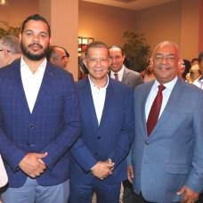Rafael Fernández, Reyes Guzmán y Arturo Fernández