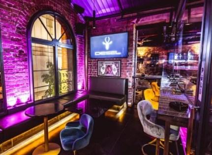 upstairs in hidden melbourne cbd cocktail bar