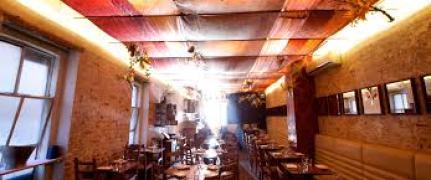 sun light seamstess restaurant in melbourne