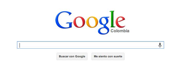 Google Cabecera