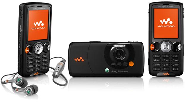 2005 Sony Ericsson W810i