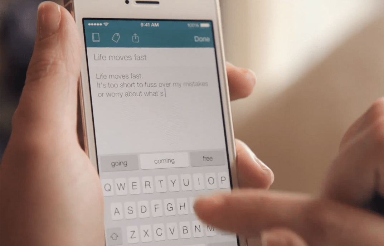 SwiftKey iOS