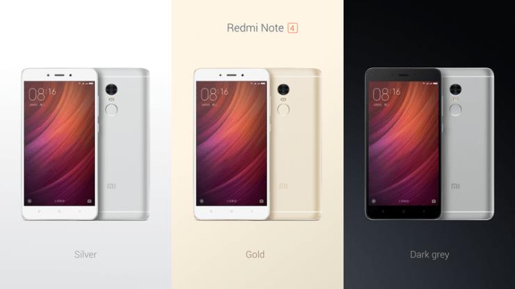 Xiaomi Redmi_Note 4
