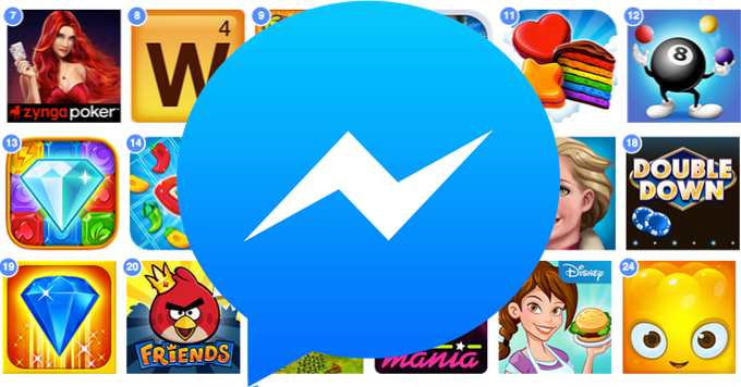 facebook-messenger-games