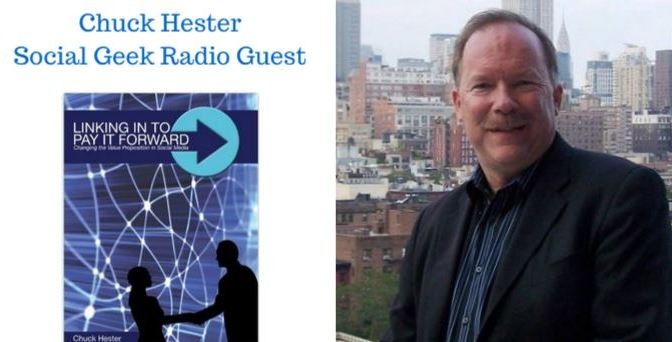 LinkedIn: Paying It Forward with Chuck Hester