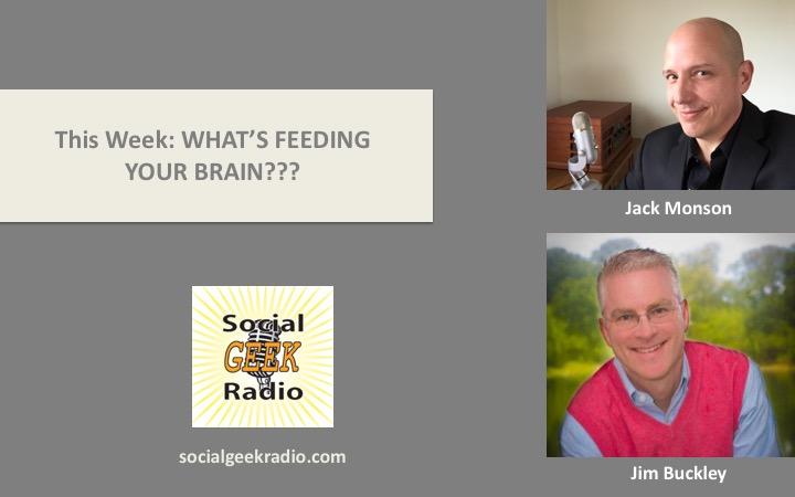 What's Feeding Your Brain?