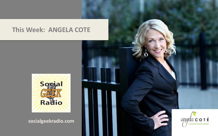 Developing Emerging Brands with Angela Cote