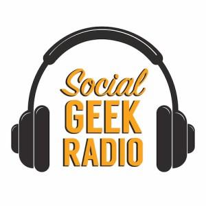 Social Geek Radio Logo