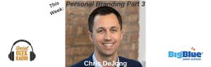 Chris DeJong