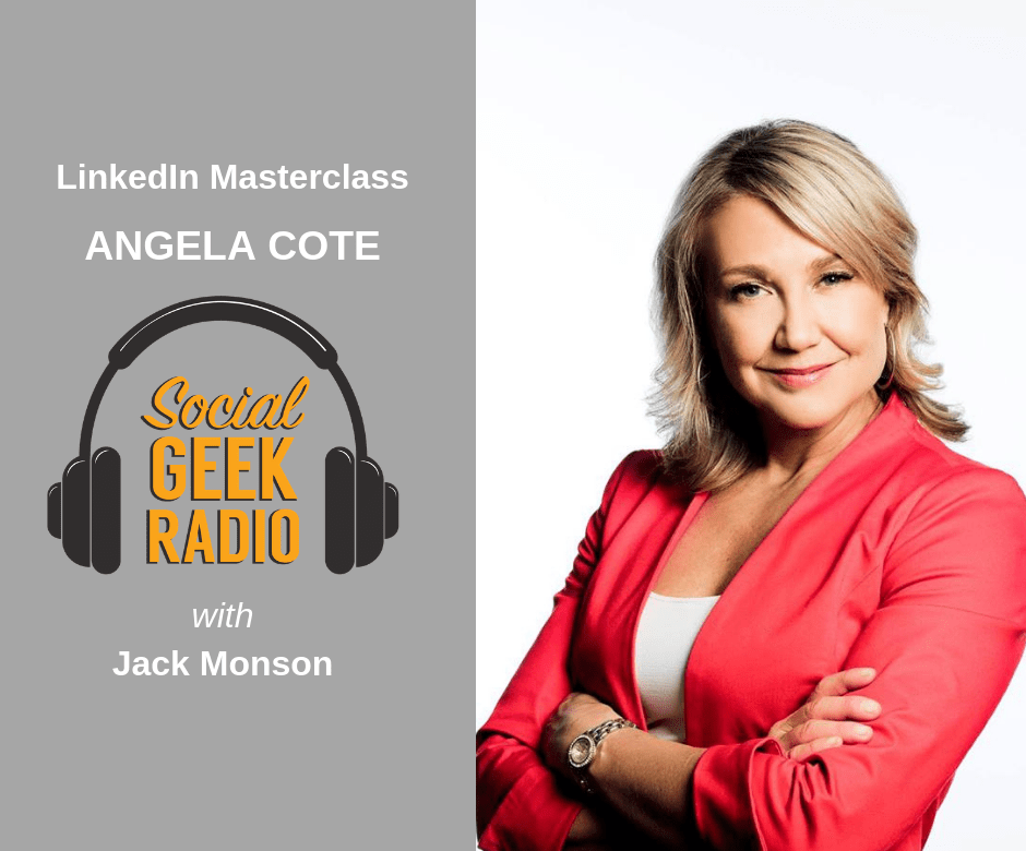 Masterclass: LinkedIn for Franchises with Angela Cote