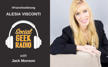 #FranchiseStrong with Alesia Visconti