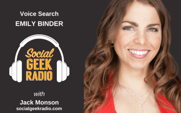 Voice Search with Emily Binder