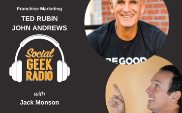 Franchise Marketing with Ted Rubin and John Andrews