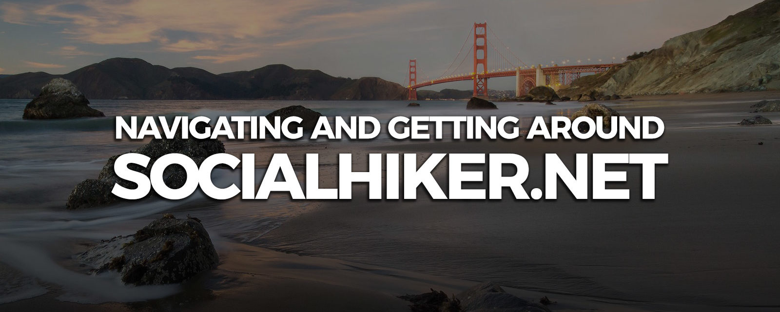 Navigating Social Hiker